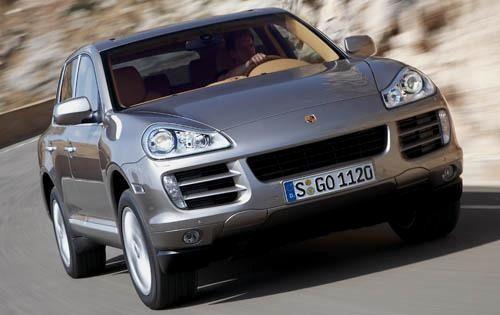 Porsche Cayenne 955/957