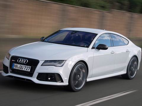 Audi A7 and RS7