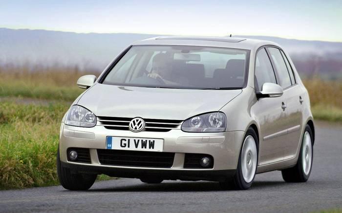 VW Golf MK V