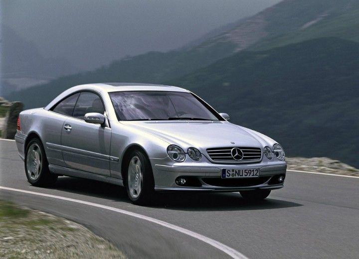 Mercedes CL (W215)