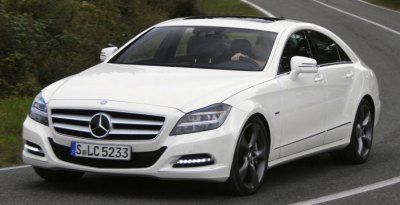 Mercedes CLS (W218)