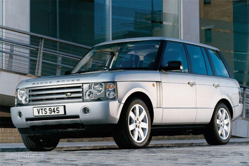 Range Rover (2002-2005)