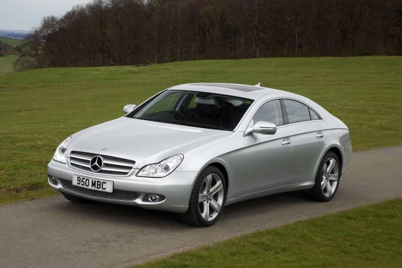 Mercedes CLS (W219)