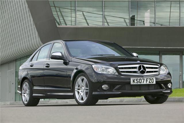 Mercedes C Class Saloon/Coupe (W204 inc F/L)