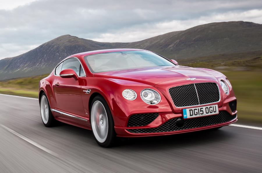 Bentley Continental GT/GTC