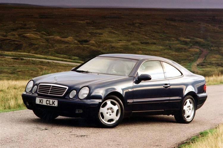 Mercedes CLK (W208)