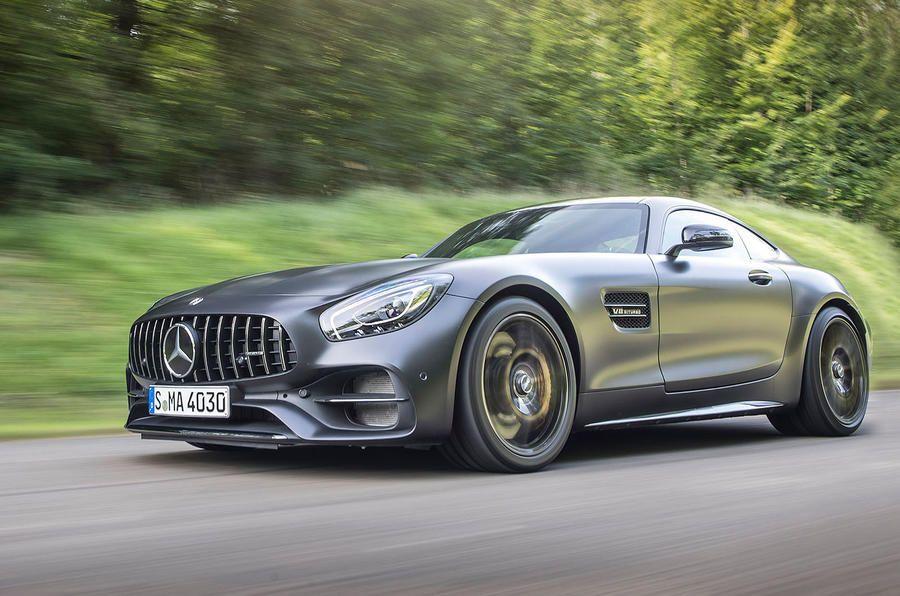 Mercedes GT/GTS