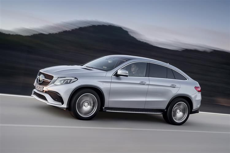 Mercedes GLE Coupe (C292)