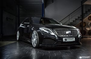 Mercedes S Class (W222)