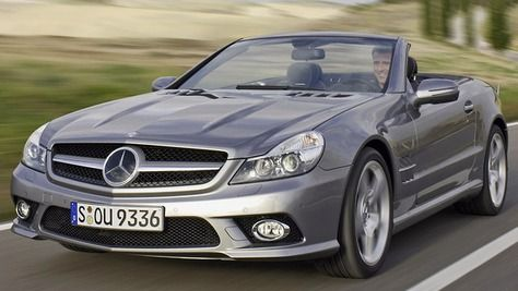 Mercedes SL R230 inc Facelift
