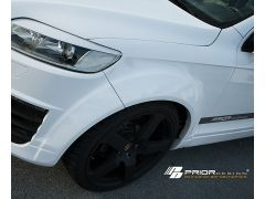 Prior Design arch widenings for Audi Q7