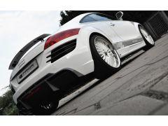 Prior design rear bumper kit for Audi TT