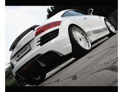 Prior Design rear bumper kit for Audi TT 8N