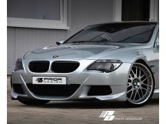 E63, E64 Prior design PD front bumper