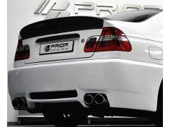 E46 Prior design ''M'' look rear bumper