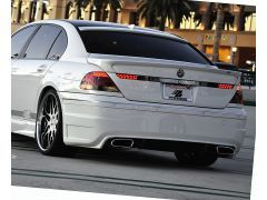 E65/66 Prior Design rear bumper