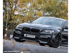 F10, F11 Prior design PD55X front splitter