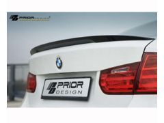 F30, Prior design PD-M1 boot lid spoiler