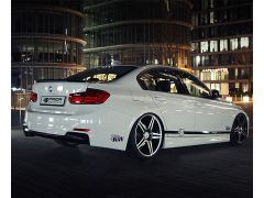 F30 prior design PD-M1 rear bumper