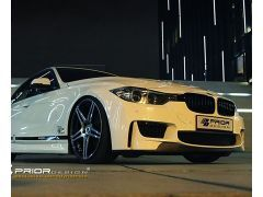 F30, F31 Prior Design PD-M1 front splitter
