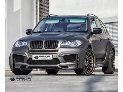 E70 X5 prior design PD5X widebody aero kit