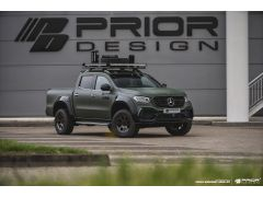 PD550 Widebody Aero Kit for X Class
