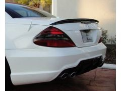 Prior Design PD63 boot spoiler