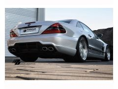 Prior Design PD63 Rear bumper