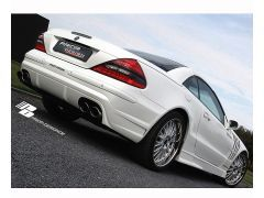 Prior Design Warrior rear bumper