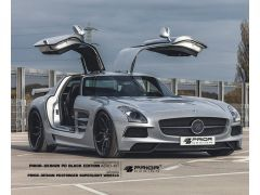PD BLACK EDITION Aerodynamic-Kit suitable for Mercedes SLS