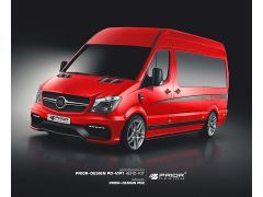 Mercedes Sprinter Prior Design PD-VIP1 Front bumper