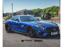Mercedes GT/GTS Prior design PD800 GT non widebody aerodynamic kit