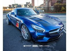 Mercedes GT/GT S Prior Design PD800GT widebody conversion