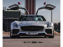 PD900GT WIDEBODY Aerodynamic-Kit suitable for Mercedes SLS