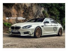 F06 Gran Coupe Prior Design PD6XX Wide-Body Aerodynamic-Kit
