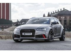 Prior Design PD600R widebody kit for Audi A6 Avant Pre-Facelift