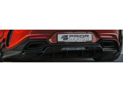 PD700GTR Rear Diffuser for GT