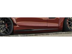 PD700GTR Side Skirts incl. Spoiler for GT