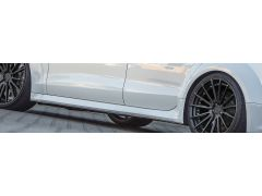 PD700R Side Skirt Add-on Spoiler for Audi A7/RS6