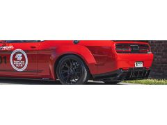 PD900HC Rear Diffuser for Dodge Challanger