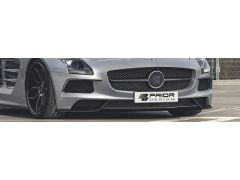 PD BLACK EDITION Front Bumper for SLS