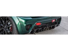 PD300+ Rear Bumper incl. Diffusor for R53