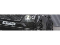 PDXR Widebody Front & Rear Widenings for Bentley Bentayga
