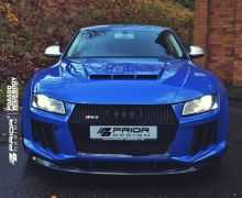 PDA500 Widebody Bonnet suitable for Audi A5 COUPE [2007-2011]