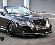 Prior design Bodykit for all Bentley Continental models