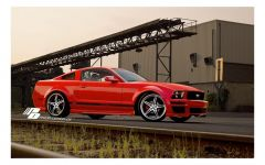 Prior Design PD1 side skirt set for all Ford Mustang models