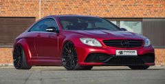 PD BLACKEDITION V4 Widebody Kit for CL W216