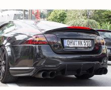 Prior Design aerodynamic rear bumper spoiler